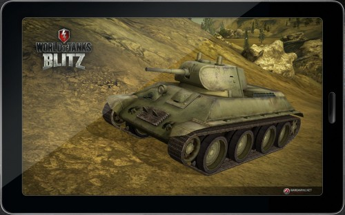 Лёгкий танк А-20