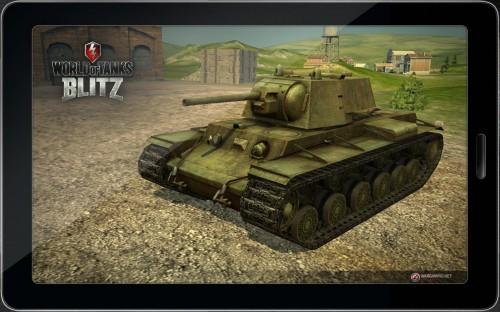 Тяжёлый танк КВ-1