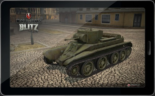 Лёгкий танк БТ-2