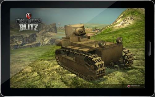Лёгкий танк Cunningham T1