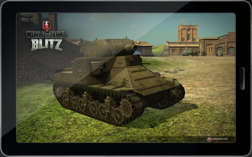 Средний танк М2 Medium