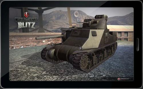 Средний танк М3 Lee