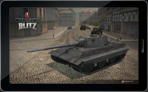Средний танк E 50 M
