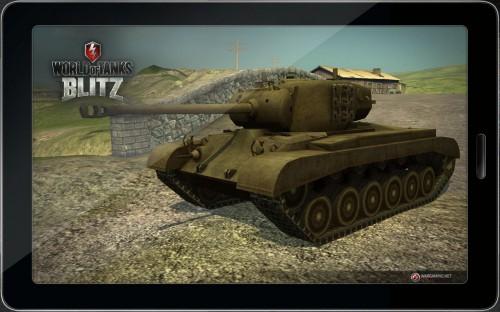 Средний танк M26