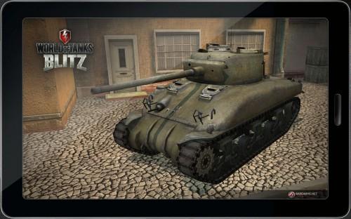 Средний танк M4