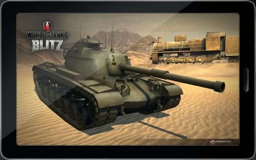 Средний танк M48 Patton