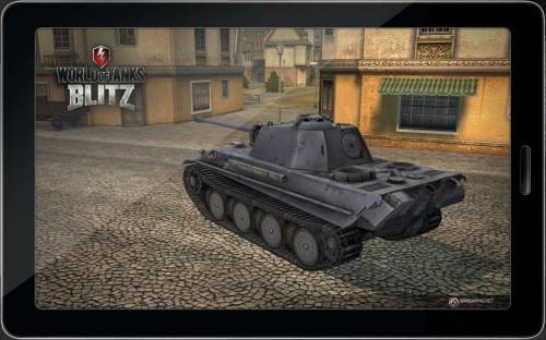 Средний танк Panther