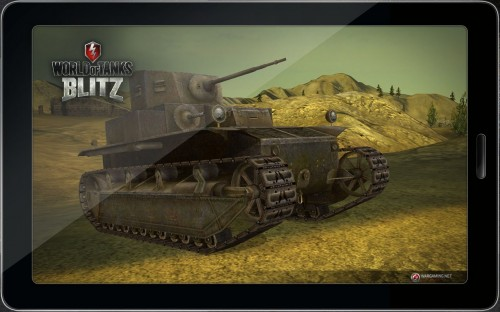 Средний танк T2 Medium