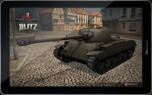 Средний танк T20
