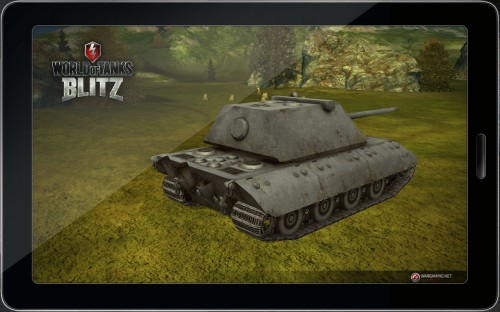 Тяжёлый танк E 100