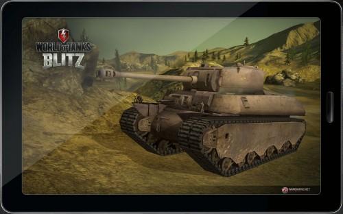 Тяжёлый танк M6