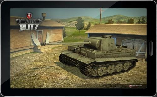 Тяжёлый танк Tiger I