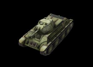 Легкий танка A-20