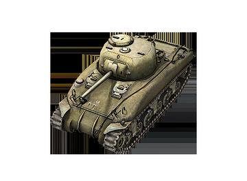 Средний танк M4 Sherman