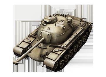 Средний танк M48A1 Patton