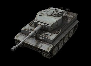Тяжелый танка Tiger I