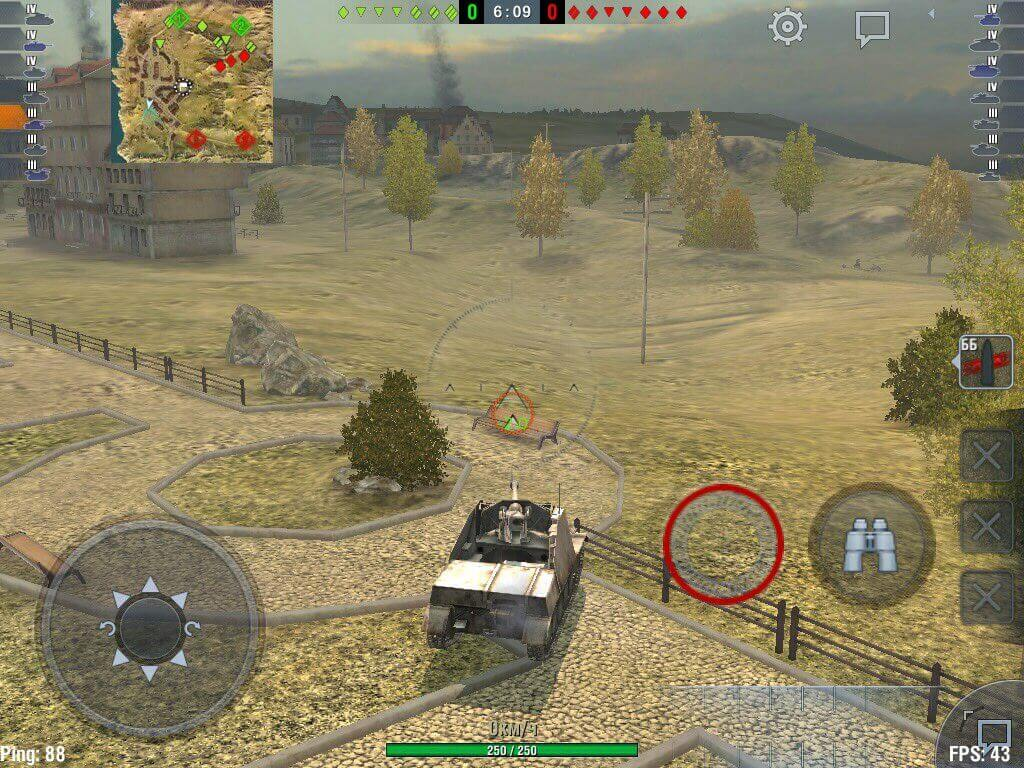 mod для world of tanks ангары
