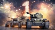 День Рождение World of Tanks Blitz!