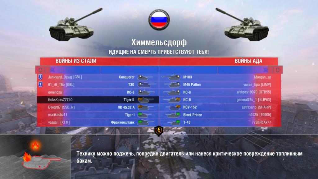 Мод HUD загрузочный экран Россия2 (2)