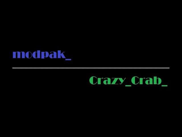 Crazy_Crab_modpack