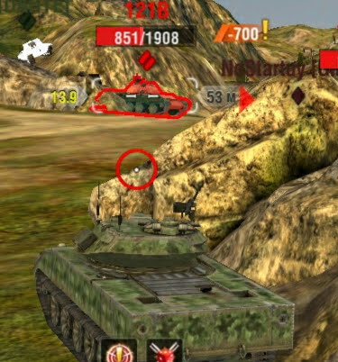 ModPack «мини народная солянка» WoT Blitz 7.3