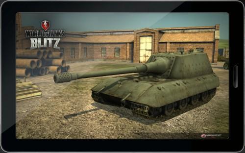 ПТ САУ Jagdpanzer E100