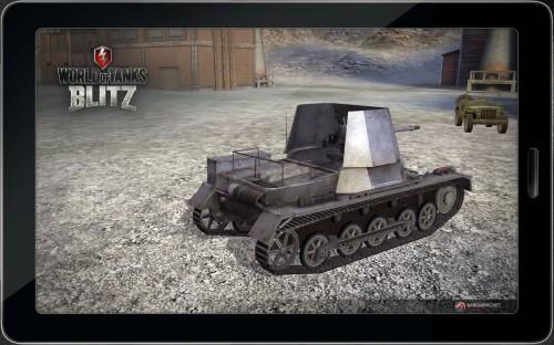 ПТ САУ Panzerjäger I