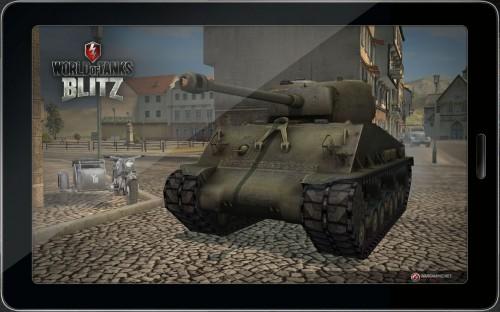 Средний танк М4А3Е8