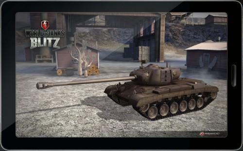 Средний танк M46