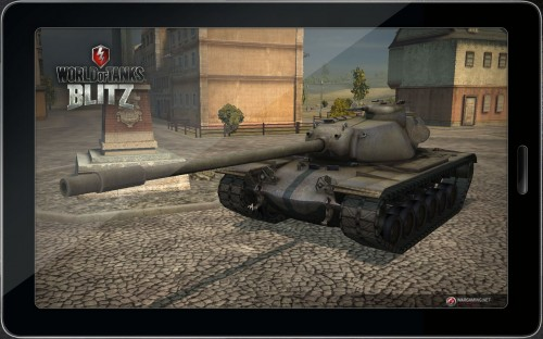 Тяжёлый танк Т110Е5