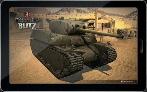 Тяжёлый танк T1 Heavy