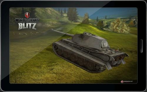 Тяжёлый танк Tiger II