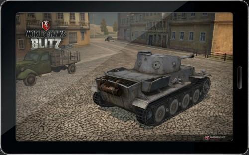 Тяжёлый танк VK 36.01 (H)