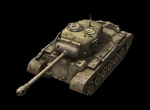 Средний танка М26 Pershing