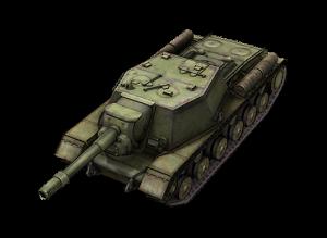 ПТ-САУ СУ-152