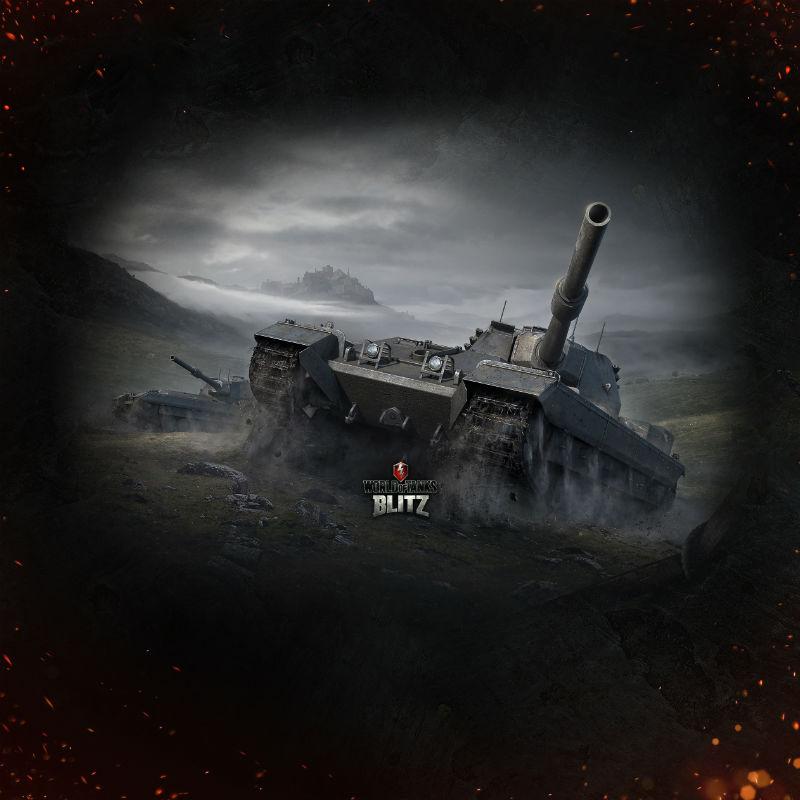 Скачать бесплатно игру на телефон world of tanks blitz