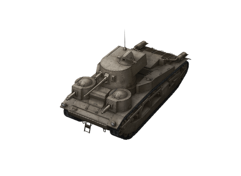 Vickers Medium Mk. III