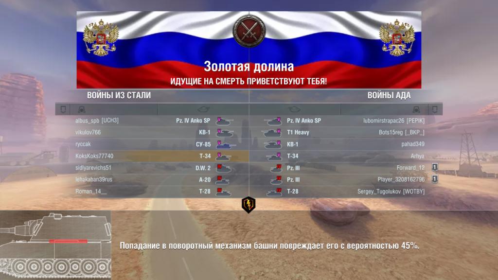 Мод HUD загрузочный экран Россия2 (1)