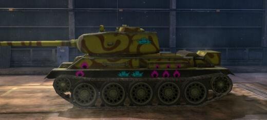 Точки пробития танков world of tanks